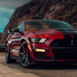 """Американскиот """"Top Gun"""": Запознајте го Ford Mustang Shelby GT500"""