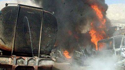 Трагедиите се повторуваат, нова стравична експлозија на цистерна: 60 лица загинале додека собирале истечена нафта