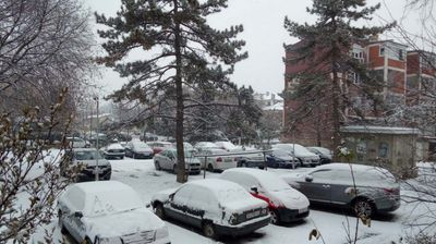ВМРО-ДПМНЕ го обвини Богдановиќ дека не ги исчистил улиците од снег