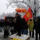 Единствена Македонија: Владата е инсталирана од странците, неопходни се предвремени избори