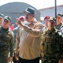 Мадуро покажал дека има најмоќна армија на континентот! Ја кренал целата војска на нозе: Еве како изгледа кога тие демонстрираат сила