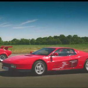 Дуел на автомобилските икони: Ferrari Testarossa vs. Lamborghini Countach