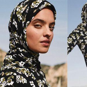 Модниот бренд за првпат го претстави модниот додаток за жените од муслиманска вероисповед