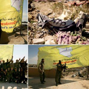По 5 години пекол: Курдите прогласиле крај на Исламската држава, па на Турција и пратиле важна порака