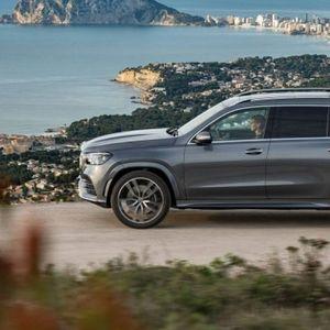 Започна продажбата на најголемиот SUV на Мерцедес, засега без бензинци