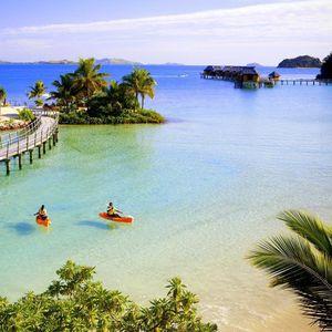 Рајскиот остров Фиџи