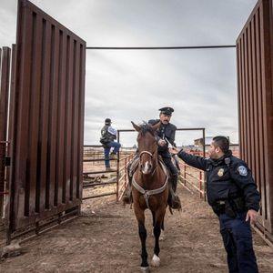 Ден во годината кога се брише границата помеѓу Мексико и САД