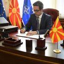 Пендаровски потпиша укази на четири системски закони и на Законот за енергетика