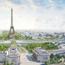 Грандиозен план: Ајфеловата кула ќе добие градина од 65 милиони евра!