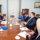 Димитров во работна посета на Естонија: Балтикот е пример како еден регион може да се обедини зад заедничките интереси