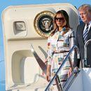 Трамп пристигна во Јапонија. Му подготвиле посета за уживање: Од партии голф до Трамп куп, само да се откаже од царина на јапонските автомобили!