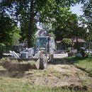 Почна изведбата на нов парк во Карпош