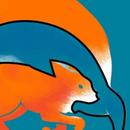Што прво гледате на сликата – лисица или делфин? Дознајте што кажува тоа за вас