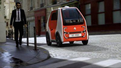 Иднината на индивидуалниот градски превоз - мало, електрично и без возач