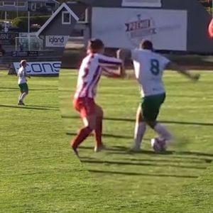 """Фудбалска уметност за """"Пушкаш"""" кандидат број еден: Норвешки виртуоз изрежира рабона лоб за паметење"""
