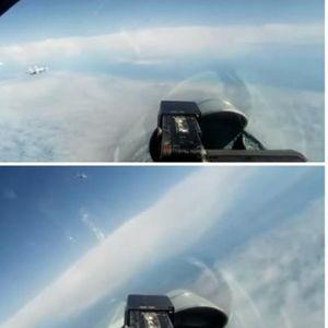 """Повторно """"густо"""" над Балтикот: Се појавиле руски бомбардери, па веднаш пристигнале скандинавските ловци"""