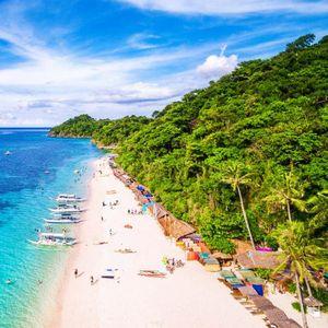Мал рај во Тихиот Океан: Ова е островот со најубави песочни плажи