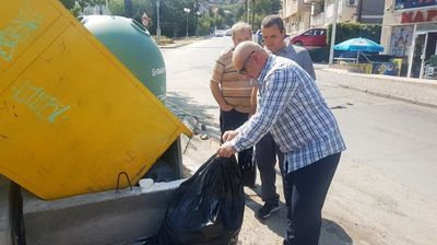 Комунална со засилени активности во Чаир и Кисела Вода