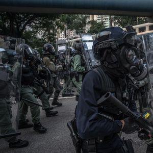 """""""Револуционерно"""" кинеско оружје против демонстранти: Заборавете на водените топови, од оваа пушка ќе бегаат сите"""