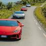 Gallardo паѓа на втората позиција, ова е најпродаваниот модел на Lamborghini