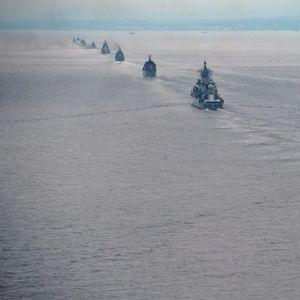 Од оваа соработка на Русија и Иран Америка најмногу стравува: Заедничките морнарички вежби на Москва и Техеран ќе го променат односот на силите на Блискиот исток!