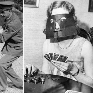 Овие ретки историски фотографии откриваат чуден дел од минатото кој не сте го виделе во учебниците