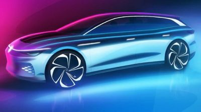 Доаѓа електричниот караван на Volkswagen