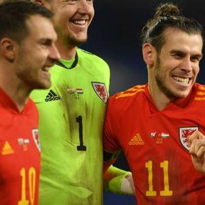 Бејл се потсмеваше со Реал Мадрид додека го славеше пласманот на ЕП со Велс!