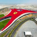 """Погледнете го најдобриот тематски парк на светот: """"Ferrari World"""" во Абу Даби го одзема сечиј здив"""