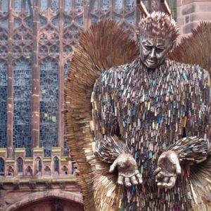 Ангел-нож: Повеќе од 100.000 сечила го свртеа вниманието кон овој пролем