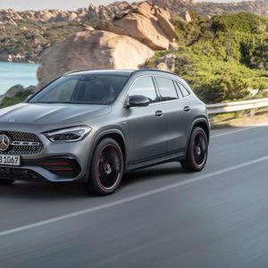 Сега е вистински џип: Претставен е новиот Mercedes GLA