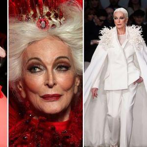 Живеела во сиромаштија, а денес е еден од најпопуларните модели на светот: Погледнете како некогаш изгледала 88-годишната Кармен