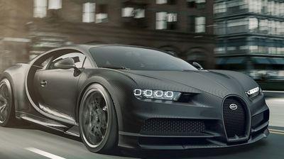 Само за неколкумина среќници: Bugatti Chiron Noire од 3 милиони евра