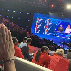 """Нашиот овогодишен претставник на Евровизија, за Точка: """"Шок. Морници. Гордост. Дознав неколку денови пред да се појавам на националните вести"""""""