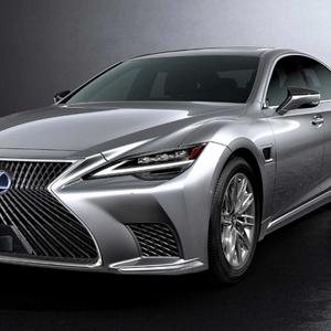 Луксуз на јапонски начин: Ова е редизајнираниот Lexus LS