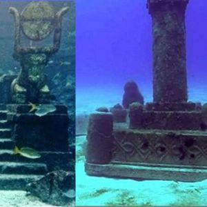 Тајната на најмистичниот град на светот! Се наоѓа 36 метри под вода