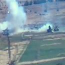 Армијата на Карабах гранатира азербејџански тенкови и оклопни возила