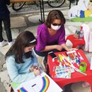 """Дебата на тема """"Како децата се запознаваат со предизвиците на животот преку литературата"""" во Europe House Skopje"""