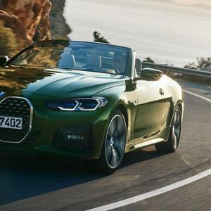 Светска премиера: Ова е новиот BMW Series 4 кабриолет