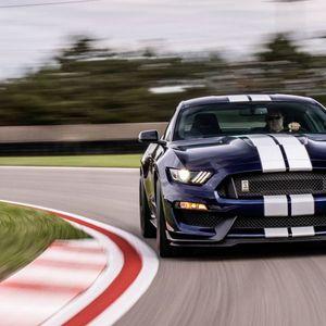 Слушнете го звукот на Ford Mustang Shelby GT350