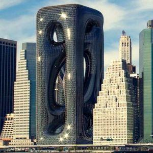 Необичен облакодер кој ќе ја смени панорамата на Њујорк