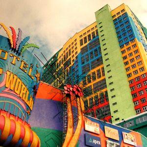 Вистинско чудо во светот на архитектурата: Знаете ли каде се наоѓа најголемиот хотел со 3 ѕвездички на светот?