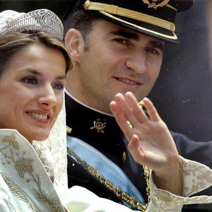 Ниту Дајана ниту Кејт: Најскапата венчаница во историјата ја носела –  кралицата Летиција, а истата не е класичен фустан од бајките