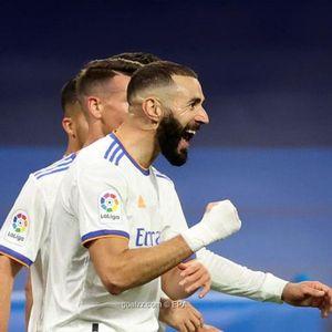 Карим има очи на тилот: Бензема му одговори на Ето со неверојатен потег и ги воодушеви фановите