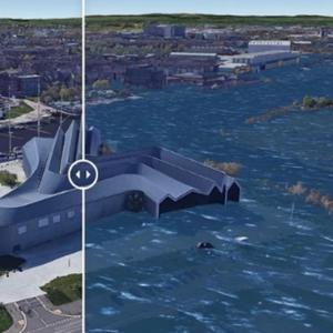 Подводна апокалипса: Вака би можела да изгледа нашата иднина - Како ќе биде кога морето ќе проголта многу градови