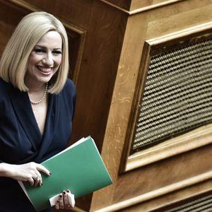 Тажни вести од соседството: Починала лидерката на третата најголема политичка партија во Грција