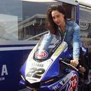 Новата Мис Италија е страствен мотоциклист! (галерија)