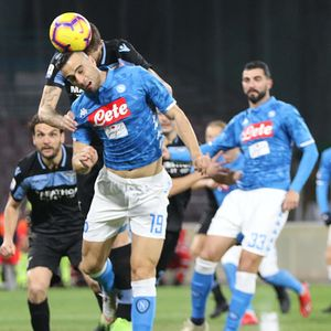 """Наполи """"извлече"""" победа против Лацио"""