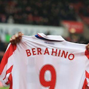 Бераино пред отказ од Стоук – лажел дека е болен за да не тренира