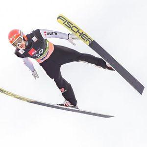 """""""Летање"""" на Планица! Ајзенбихлер, конечно, до деби победа (видео)"""